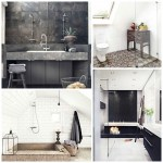 Using the Tactile Textures trend in bathroom design
