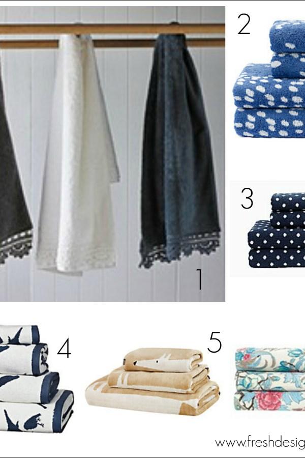 Towel-tastic: Fluffy bathroom towel sale bargains