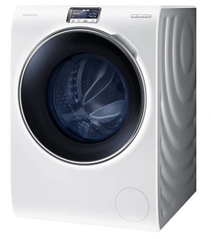 in depth product review the new samsung ww9000 ecobubble touchscreen washing machine fresh. Black Bedroom Furniture Sets. Home Design Ideas