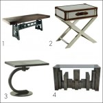 Fresh Design furniture: Distinctive table designs by Andrew Martin