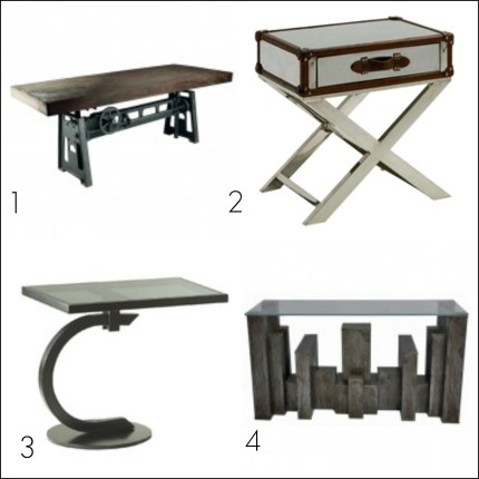 Andrew Martin table designs