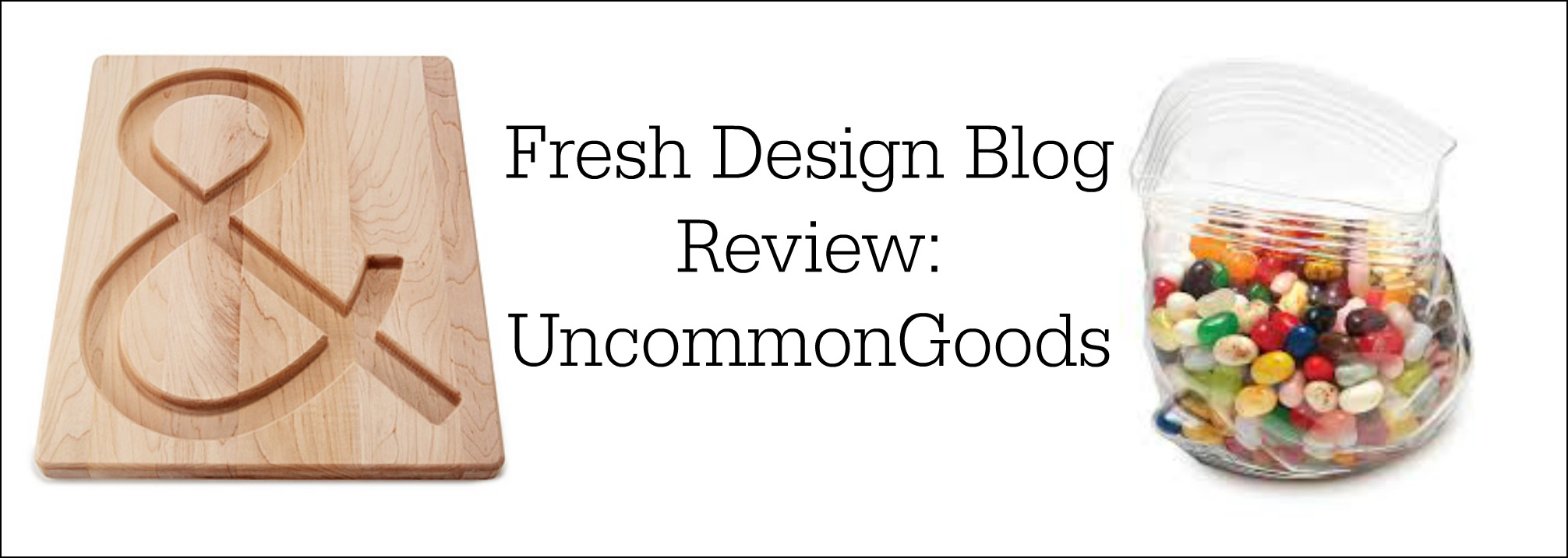 Unique home products and gift ideas from uncommongoods for Fresh design blog