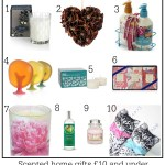 10 Scented home gift ideas: All priced £10 and under