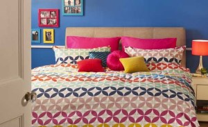 Colourful bedding ideas from Asda