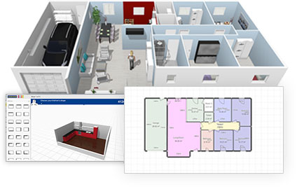 How to design your ideal home in 3D for free