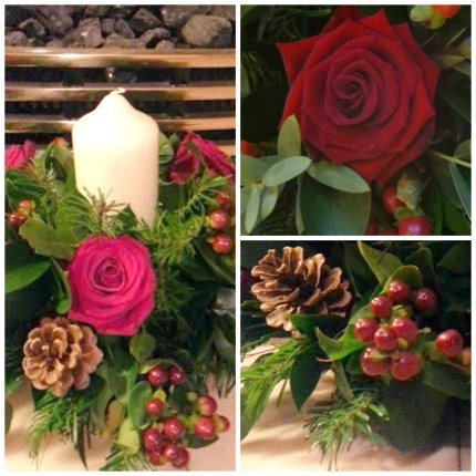 Fresh Design Blog's mulled wine table decoration from Appleyard London