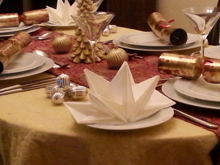Festive dining how to style and decorate your christmas for Fresh design blog