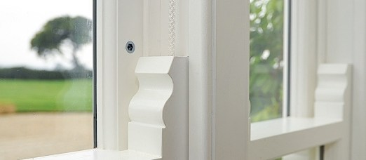 How to draught proof your sash windows