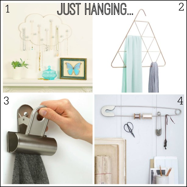 Best cool and creative hanger hooks