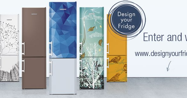 Get creative with Liebherr's Design your Fridge competition