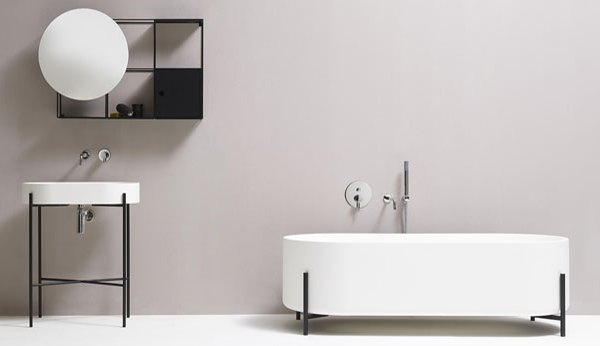 Stunning new bathroom collections from C.P. Hart