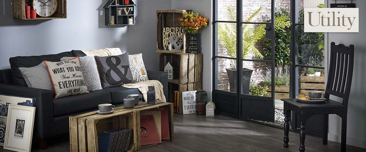 Utility theme home accessories from wilko ideal for a contemporary home or industrial look