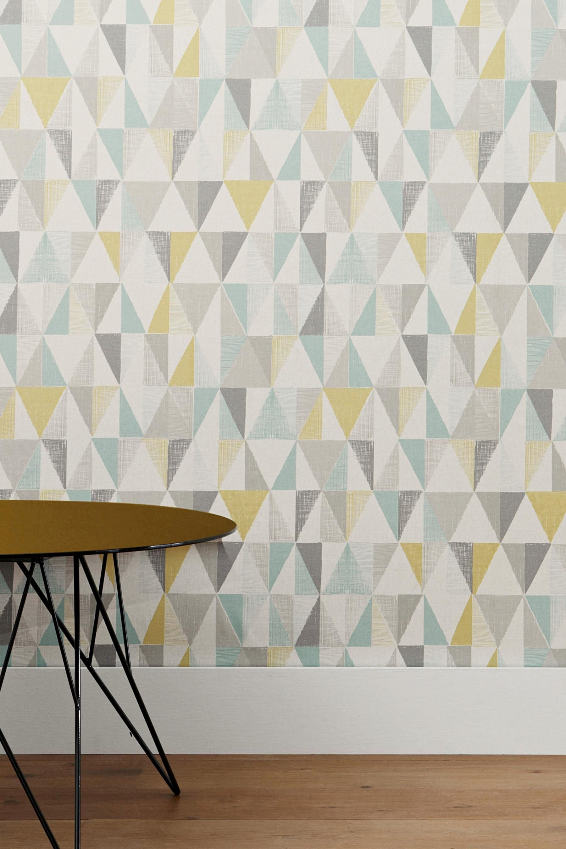 Affordable and stylish wallpaper from next fresh design blog for Wallpaper for lounge wall
