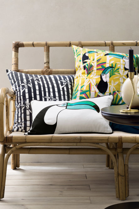Toucan liven up your home furnishings