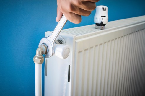 Discover how to bleed your radiator, with these five easy steps.