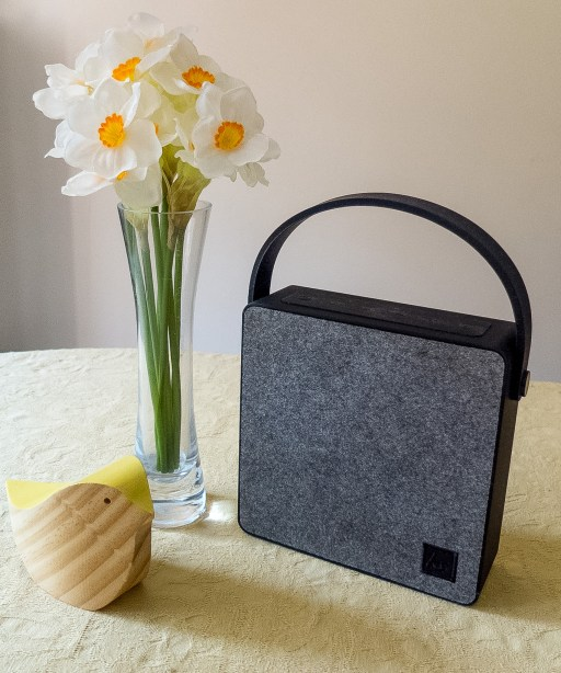 Stylish, slimline and super functional - the Flair bluetooth speaker by KitSound. Full review on Fresh Design Blog.
