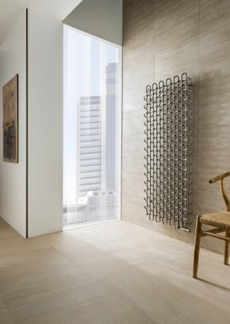 This Lattice design radiator is really cool! Suitable for use in a modern home or office, it would create quite a talking point.
