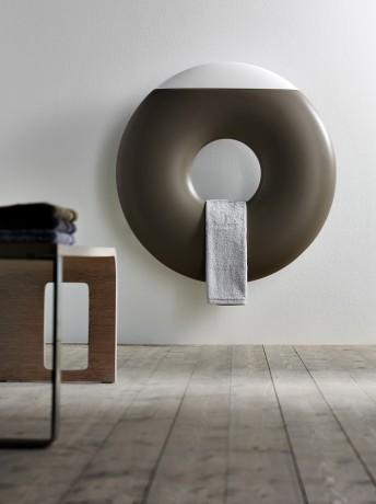 Best Love this donut shaped designer radiator so unusual