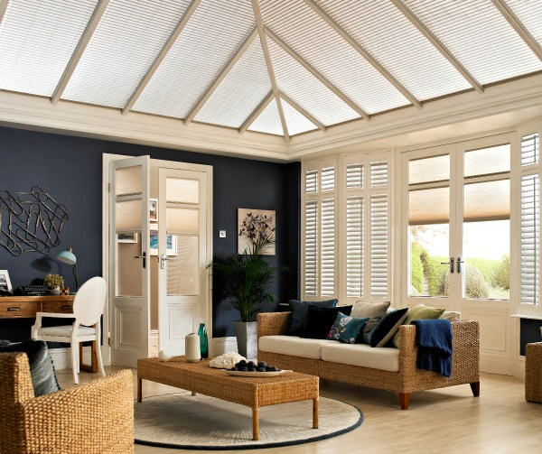 How to get the perfect balance of heat in your conservatory