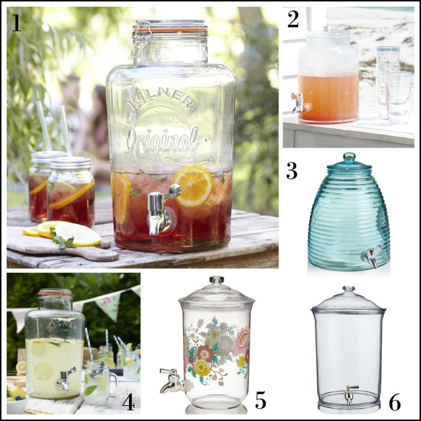 Get equipped for summer picnics, parties and barbecues with a fab drinks dispenser.