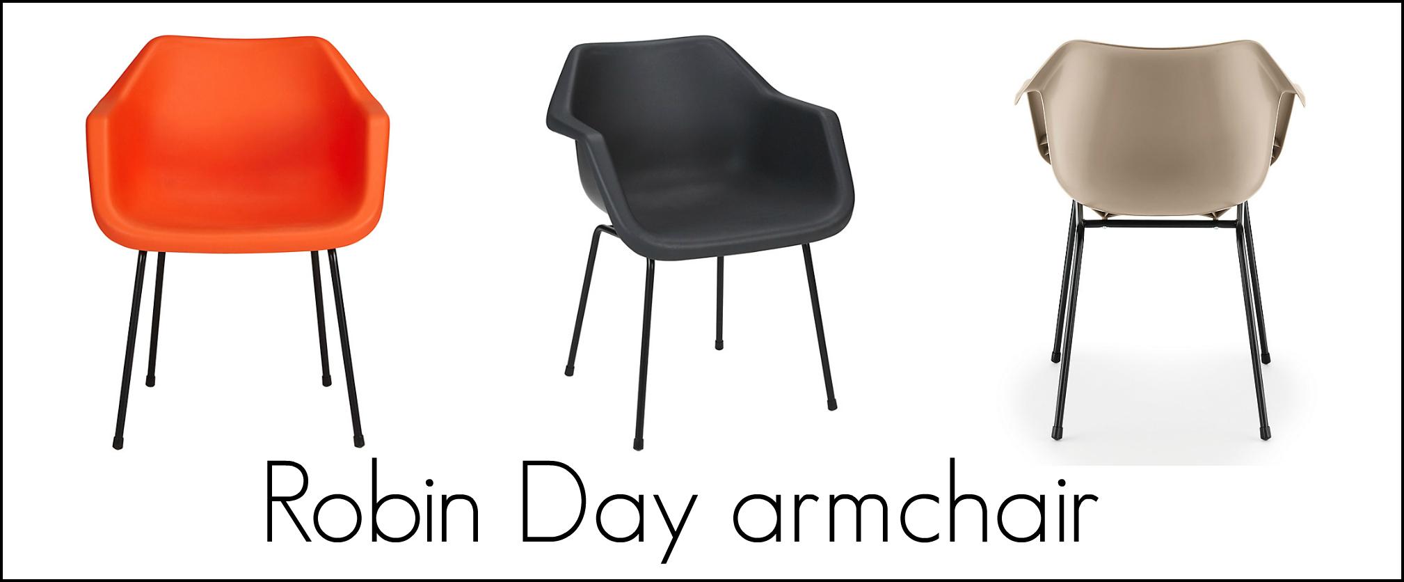 British Design Classics Robin Day Centenary Armchair Re Launch