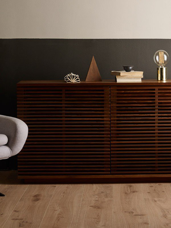 Designer home media storage: Verona sideboard