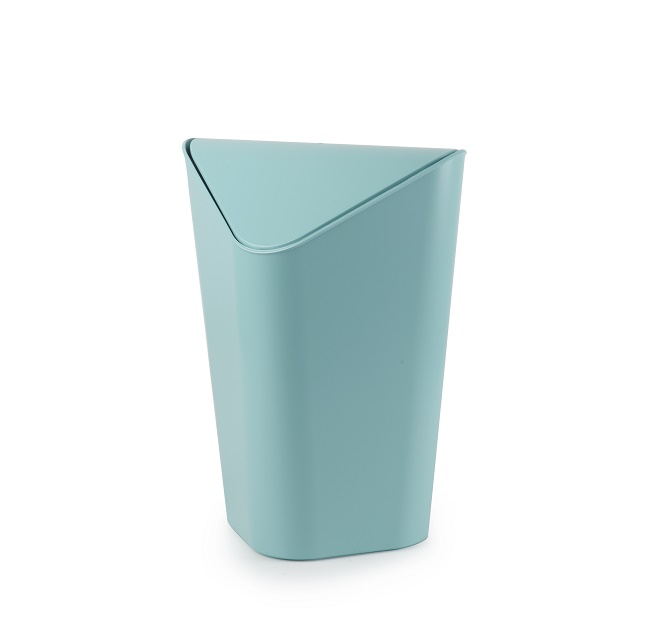 Space-saving corner bin, £15