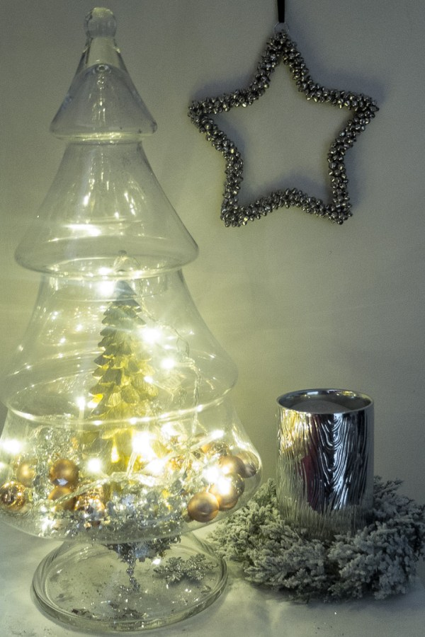 Christmas decorating ideas: UK Home Blog Hop tour