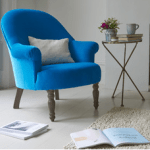 New year blues: how to decorate your home with blue tones