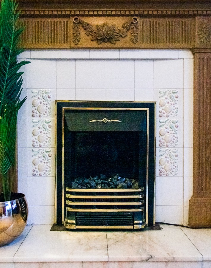 Is your fire tired, old fashioned an in need of an update? Discover how we revamped our fireplace and used an eco-friendly, low hassle option!