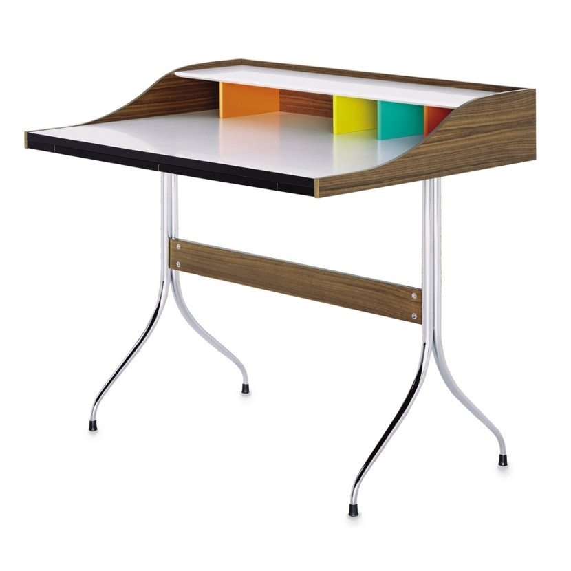 Classic Vitra Home Desk designed by George Nelso