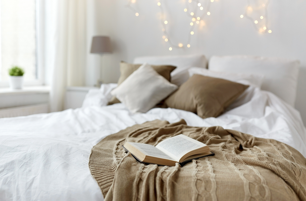 Create a sense of hygge in your home and make it super cosy