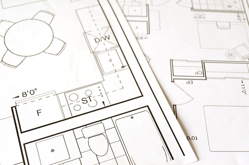 Thinking of converting your garage? Get some plans drawn up to help you see what's possible