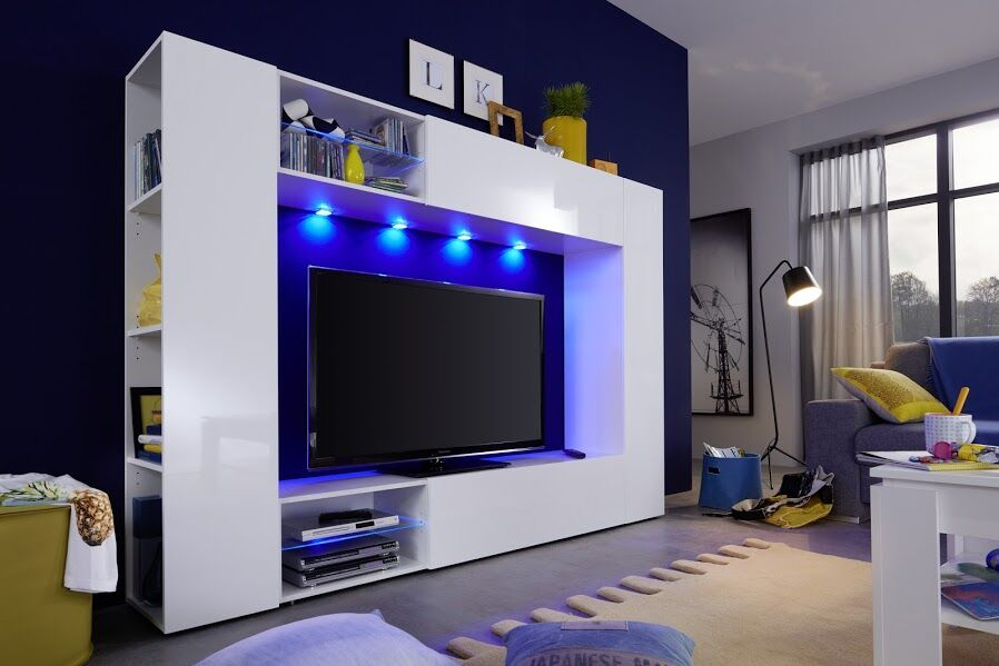 Contemporary TV stands for modern homes