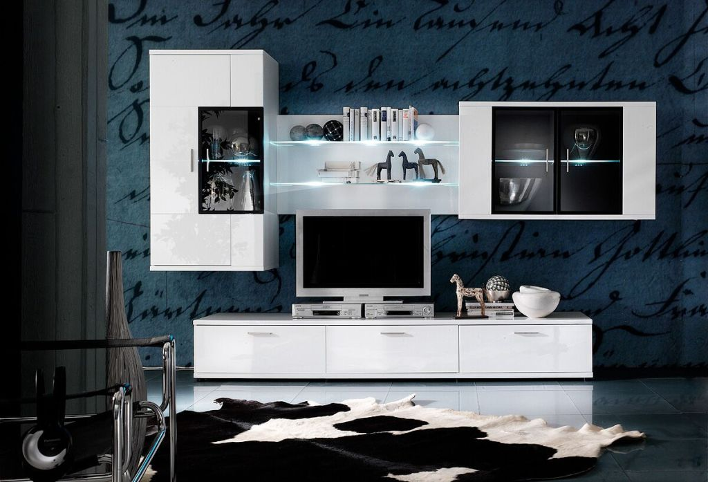 Update your home with the latest tech and a contemporary TV stand
