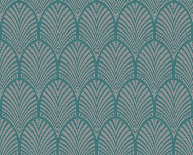 Decorate your home in art deco style with this attractive Albany Gatsby wallpaper
