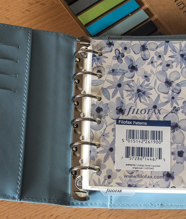 Organise and plan your life with a Filofax organiser