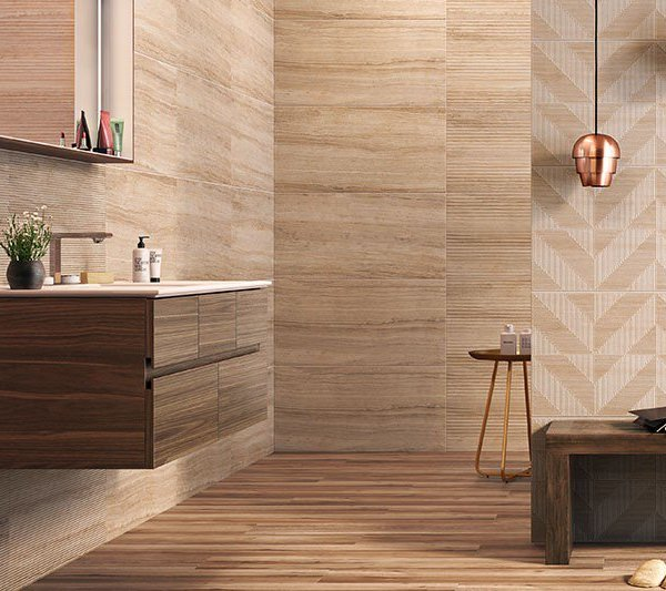 How to Use Travertine in Your Bathroom Design