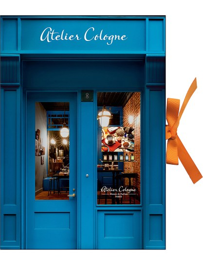 Countdown to Christmas with an Atelier Cologne advent calendar