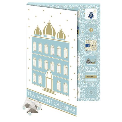 Delightful Milly Green tea advent calendar