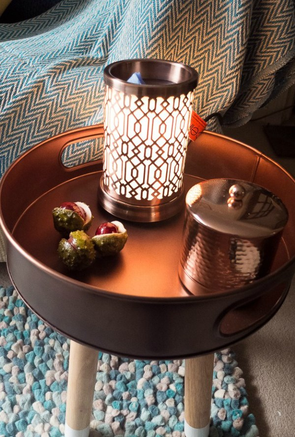 Cello electric melt burner: a stylish and safe way to scent your home
