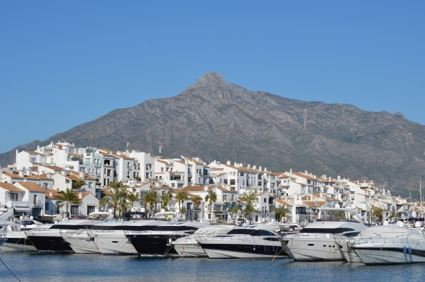 Get away from the cold UK winters and move to the sunnier climes of Spain