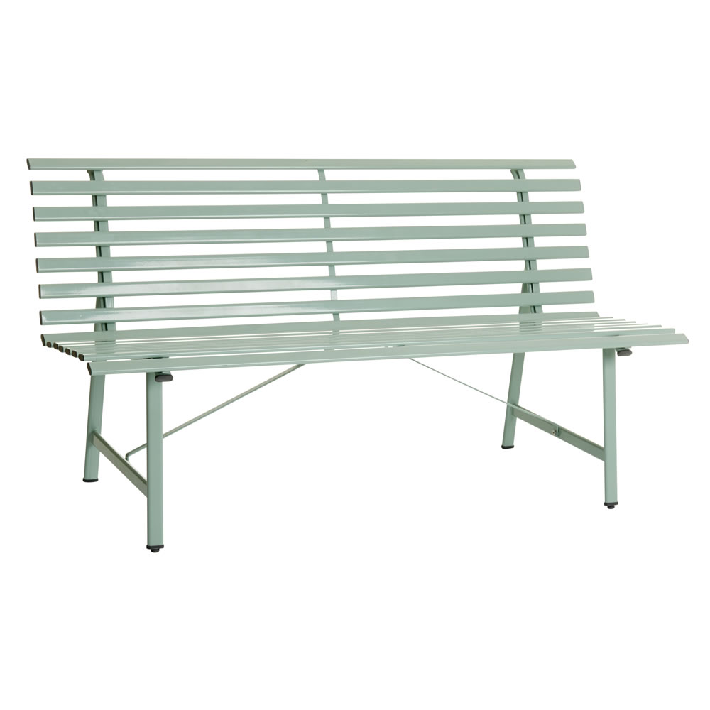 outdoor seater outsunny garden indoor metal white chair living loveseat patio iron bench