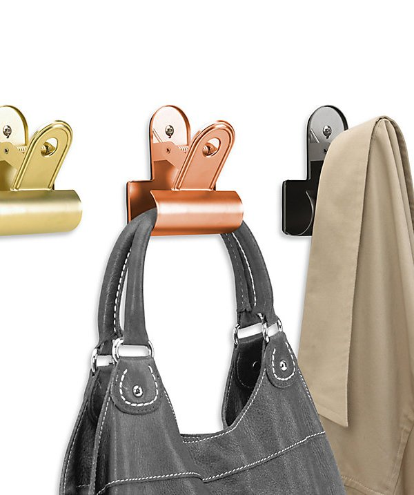 A place for everything: useful and quirky hooks and hangers