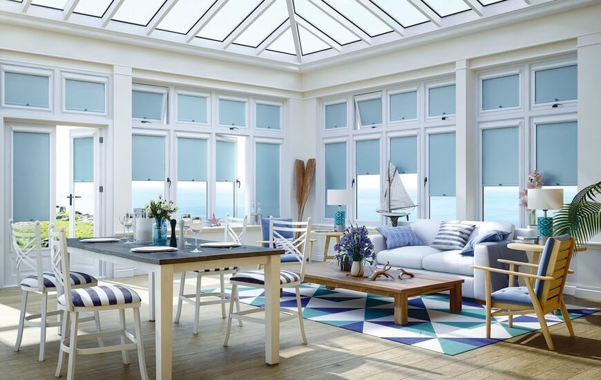 How to dress awkward and odd shaped windows in your home
