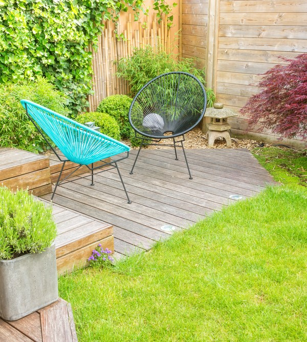 Easy hacks for a low maintenance backyard