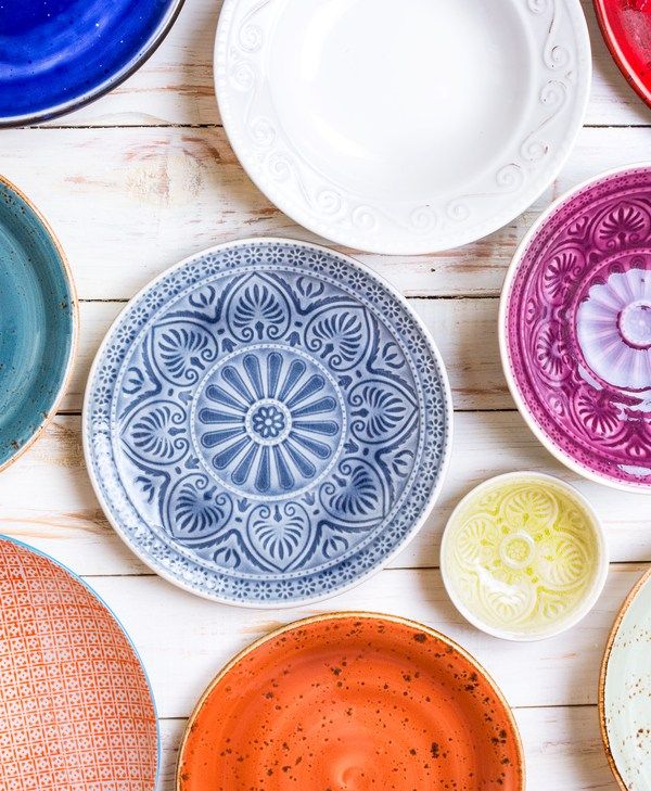 How do you personalise your kitchen in bohemian 'boho chic' style?