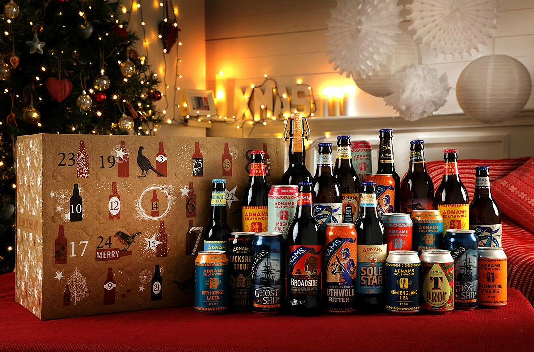 Countdown to Christmas 2018 with a beer advent calendar