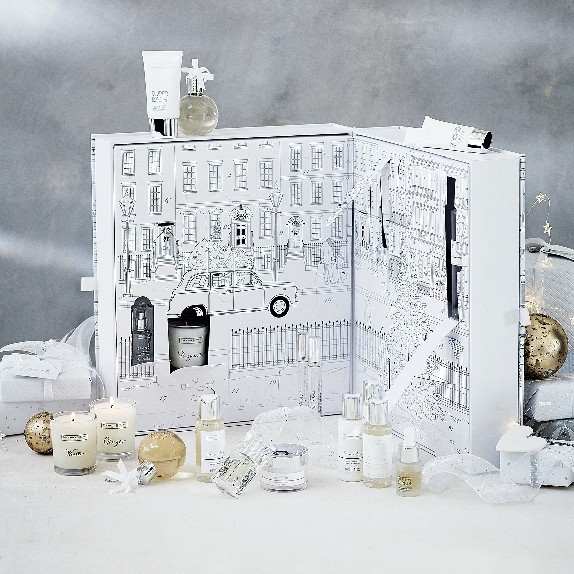 Countdown to Christmas with a beauty advent calendar