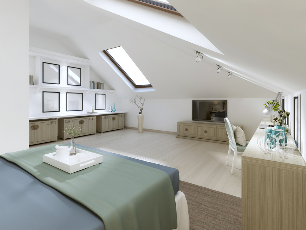 Are you thinking of having a loft conversion? Start planning now for the cost of home improvements.
